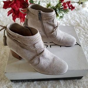 Via Spiga Maddox Womens Ankle Boot